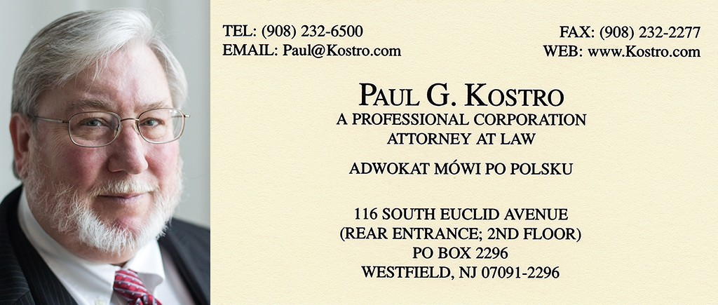 Paul G. Kostro, A Professional Corporation